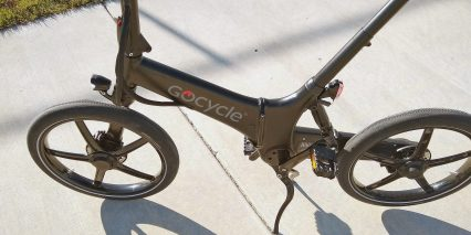 Gocycle Gx Frame Enclosed Battery