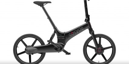 Gocycle Gx Stock Folding Black