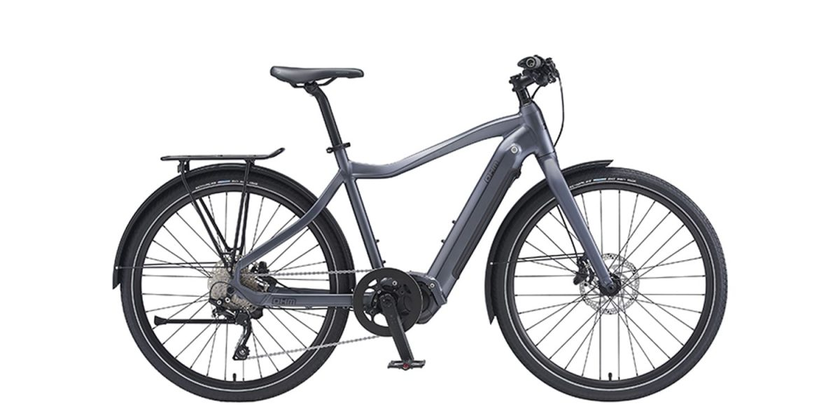 Ohm Discover Electric Bike Review