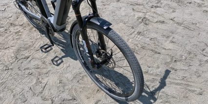 Ohm Quest Front Susepnsion Fork
