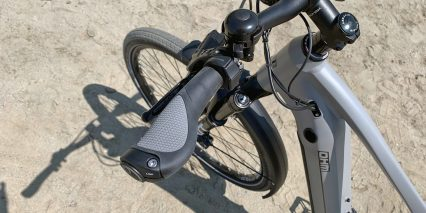Ohm Quest Locking Ergonomic Grips Display Controls