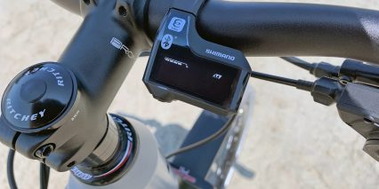 Ohm Quest Shimano E7000 Display