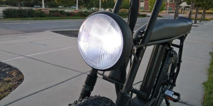 Urban Drivestyle Unimoke Classic Integrated Headlight
