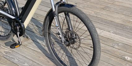 2020 Surface 604 Colt 26 Cst Tires Suntour Suspension Fork