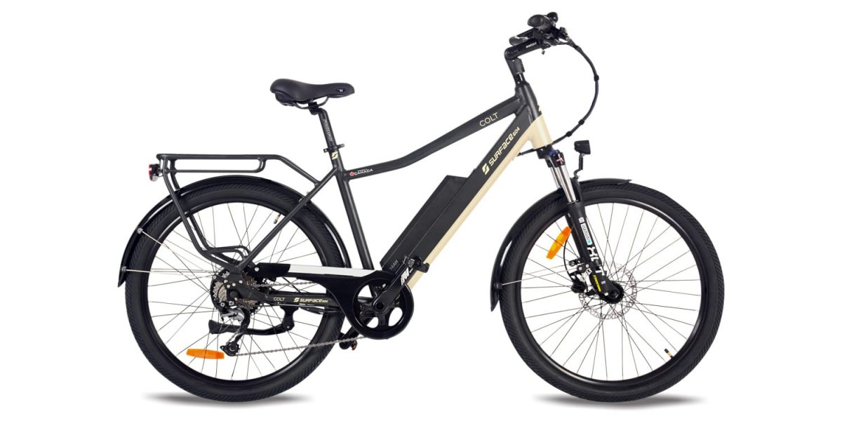2020 Surface 604 Colt Electric Bike Review