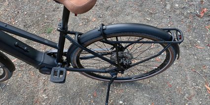 Bulls Urban Evo 10 Kickstand Saddle Rear Rack