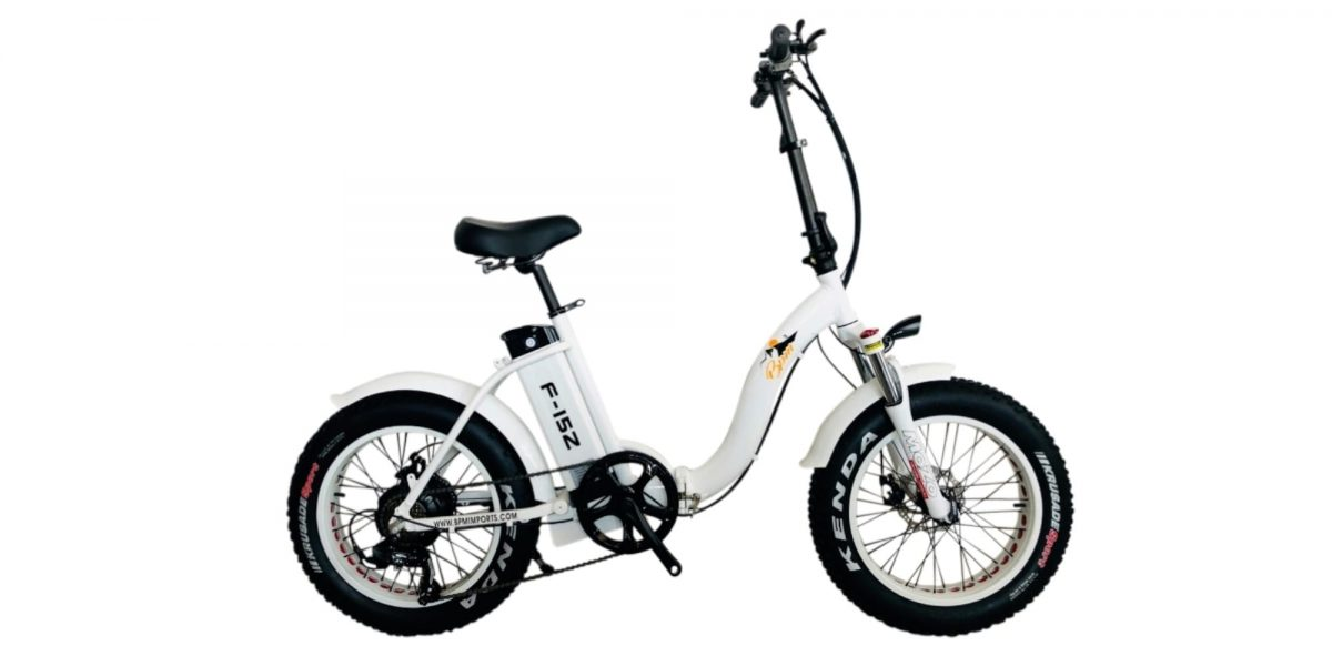 Bpm Imports F 15rz Electric Bike Review
