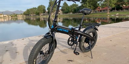 Lectric Ebikes Lectric Xp Black Front