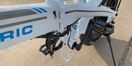 Lectric Ebikes Lectric Xp Folding Joint Charg Port