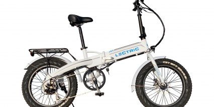 Lectric Ebikes Lectric Xp Stock Folding White