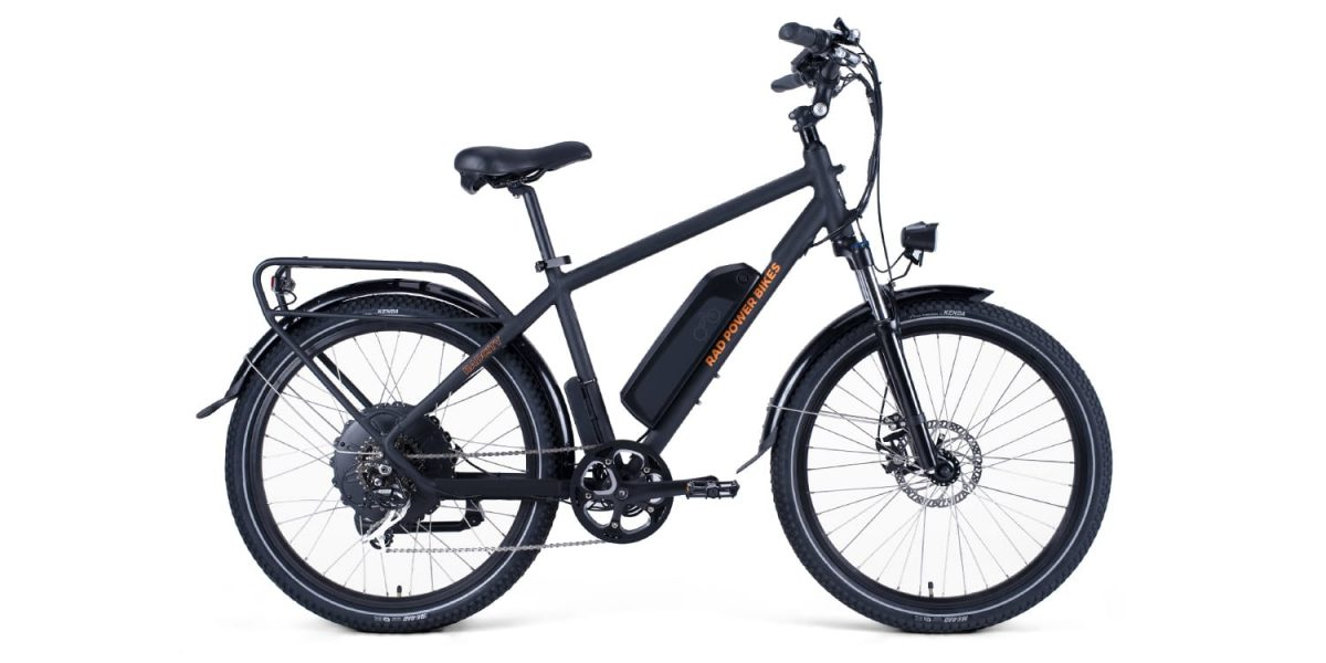 2020 Rad Power Bikes Radcity Electric Bike Review