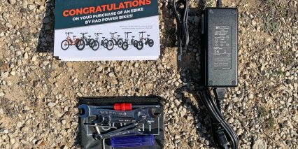 2020 Rad Power Bikes Radcity Instruction Manual Took Kit Battery Charger