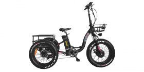 Addmotor Motan M 330 P7 Electric Trike Review
