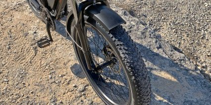 Rad Power Bikes Radrover 5 Fat Bike Suspension Fork With Lockout And Fender