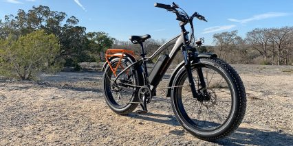Rad Power Bikes Radrover 5 Fat Electric Bike