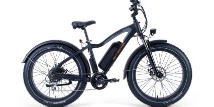 Rad Power Bikes Radrover 5 High Step Black
