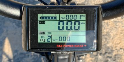 Rad Power Bikes Radrover 5 Lcd Display Panel With Usb Port