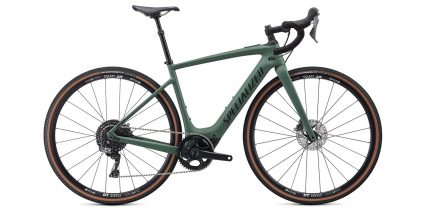 Specialized Turbo Creo Sl Comp Carbon Evo Stock High Step Sage Green