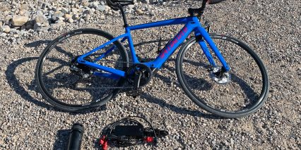 Specialized Turbo Creo Sl Comp Carbon With Bottle Battery And Charger