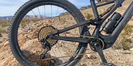 Specialized Turbo S Works Levo Sl Sram Xg 10 To 50 Tooth Cassette Roval Traverse Carbon Wheelset