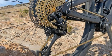 Specialized Turbo S Works Levo Sl Sram Xx1 Eagle Derailleur With Carbon Cage Plate And Roller Clutch
