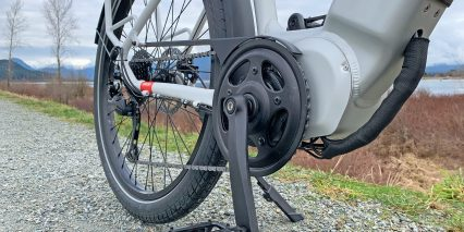 Dost Drop 46 Tooth Steel Chainring With Bash Guard And Alloy Chain Cover