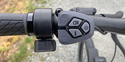 Dost Drop Trigger Throttle And Bafang Dcp 18 Button Ad