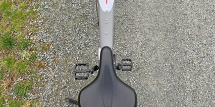 Dost Drop Velo Saddle With Lift Handle