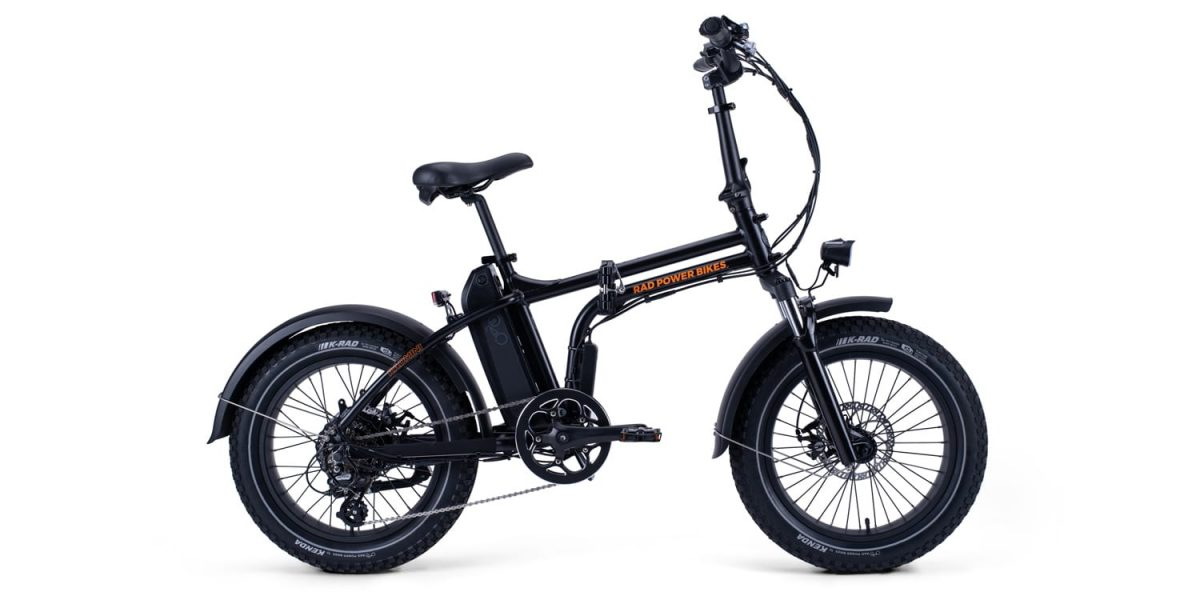 Eu Rad Power Bikes Radmini 4 Electric Bike Review