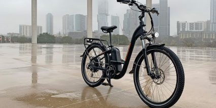 Rad Power Bikes Radcity Step Thru 3 Electric Bicycle