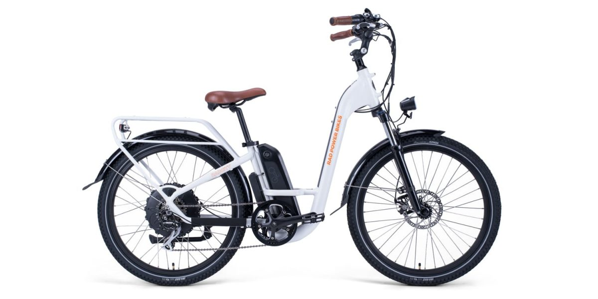 Rad Power Bikes Radcity Step Thru 3 Electric Bike Review