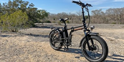 Rad Power Bikes Radmini 4 Folding Fat Tire Electric Bike