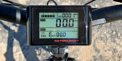 Rad Power Bikes Radmini 4 Large King Meter Lcd Display Panel Console With Usb Charging