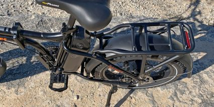 Rad Power Bikes Radmini 4 Rear Kickstand Optional Rear Rack