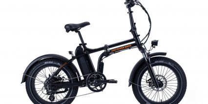 Rad Power Bikes Radmini 4 Stock High Step Black