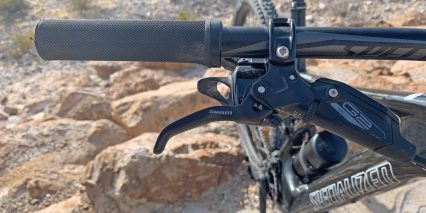 Specialized Turbo Levo Sl Expert Carbon Sram G2 Hydraulic Brake Levers Adjustable Reach And Contact Point