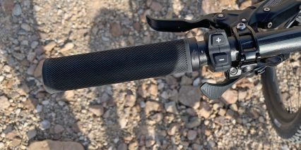 Specialized Turbo Levo Sl Expert Carbon Trail Grip Light Lock On And Control Button Pad