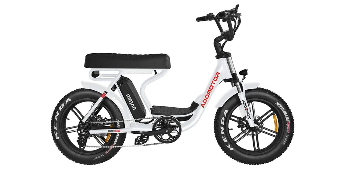 Addmotor Motan M 66 R7 Electric Bike Review