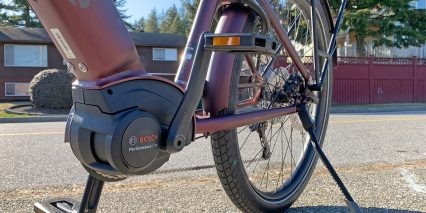Electra Townie Path Go 10d Eq Bosch Performance Line Ebike Motor My20