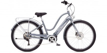 Electra Townie Path Go 10d Eq Stock Step Thru Holographic