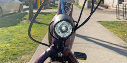 Electra Townie Path Go 10d Eq Supernova V521s Headlight