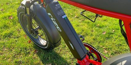 Rize Bikes Blade 48 Volt Reention Battery Pack