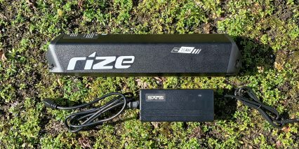 Rize Bikes Blade Electric Bicycle Battery And Charger