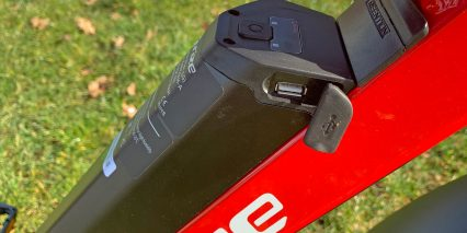 Rize Bikes Blade Reention Ebike Battery With Usb A Charging Port