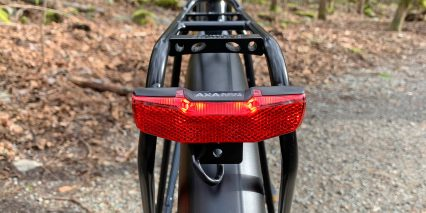 Trek Allant Plus 7 Axa Blueline E Integrated Rear Light 2 Led