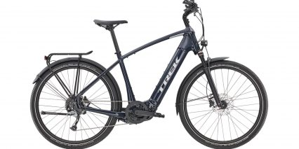 Trek Allant Plus 7 Stock High Step Blue
