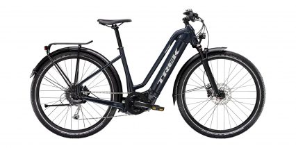 Trek Allant Plus 7 Stock Step Thru Blue