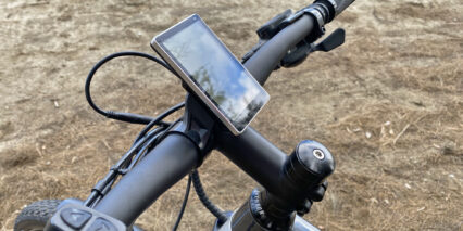Aventon Level Grayscale Lcd Display Three Button Control Pad