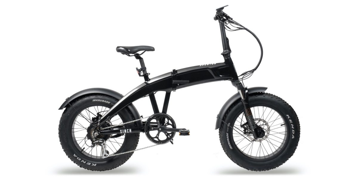Aventon Sinch Electric Bike Review
