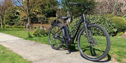 Cube Town Sport Hybrid One 400 Electric Bicycle
